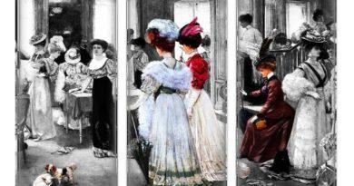 viktoriánské krajky