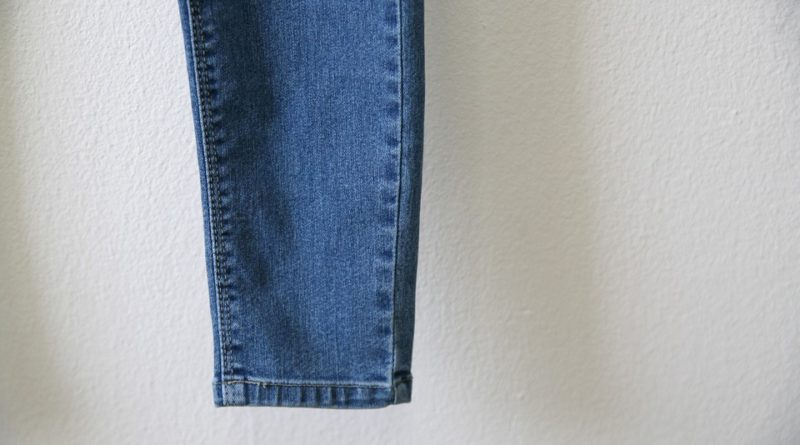 Vyzerajte vďaka nohaviciam vyššia, ako na to?
