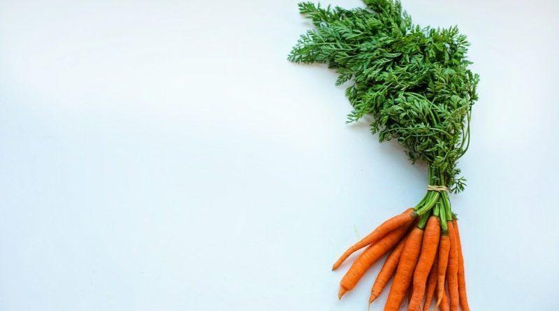 Prínosy mrkvy pre naše zdravie. Pre srdce i cievy