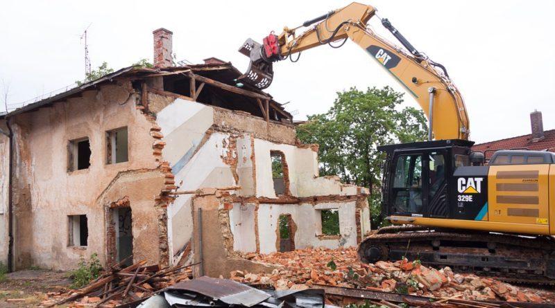 Ako prebieha likvidácia demolačného odpadu?